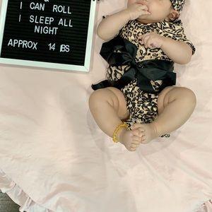 Cheetah Sassy Onesie